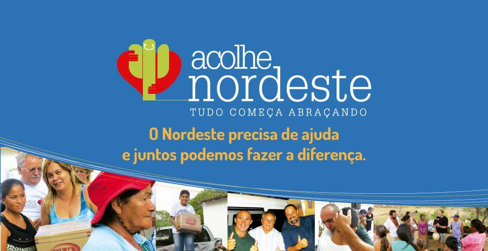Indesc recebe doações para o Acolhe Nordeste