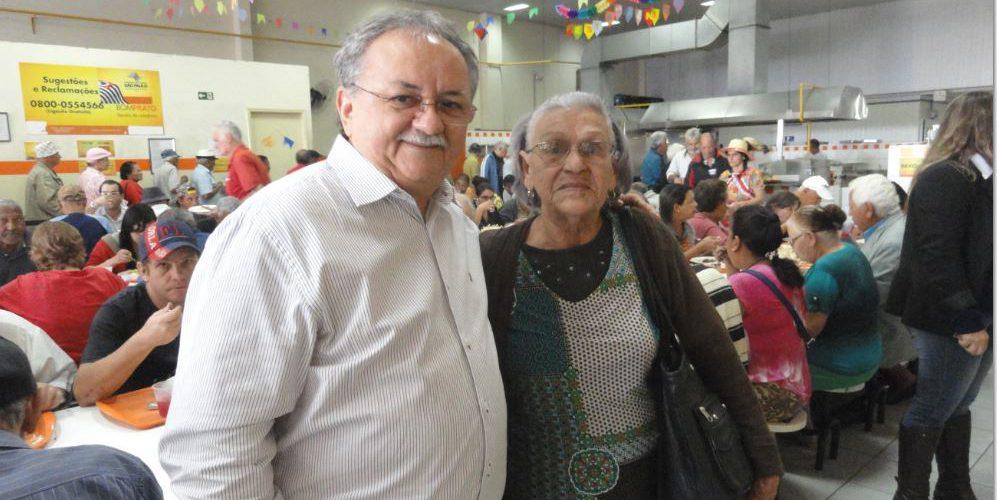 Em clima de arraiá, Bom Prato Jundiaí comemorou o Dia de São João